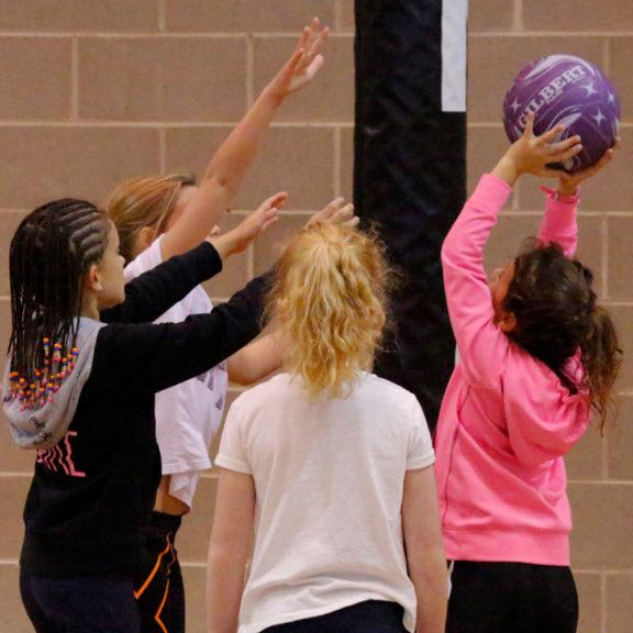 NSW Netball Camp, Ryde