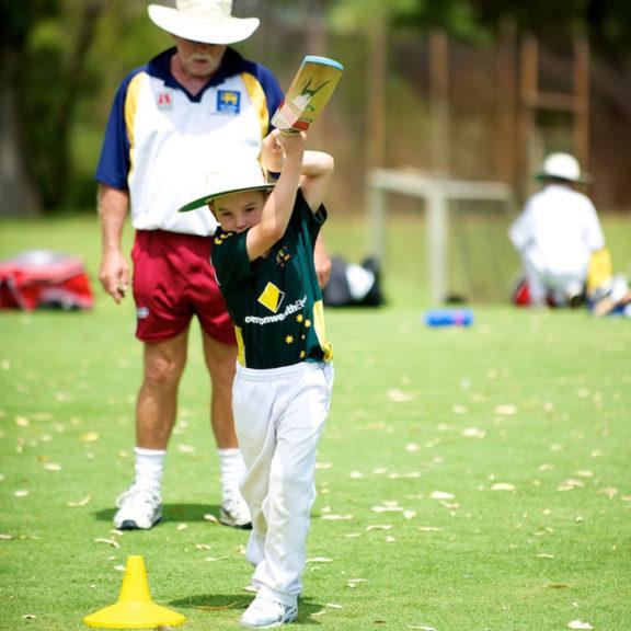 QLD Cricket Camp, MacGregor