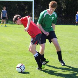 QLD Soccer Camp, MacGregor