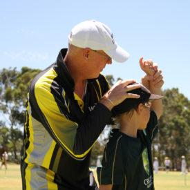 SA Cricket Camp, Novar Gardens