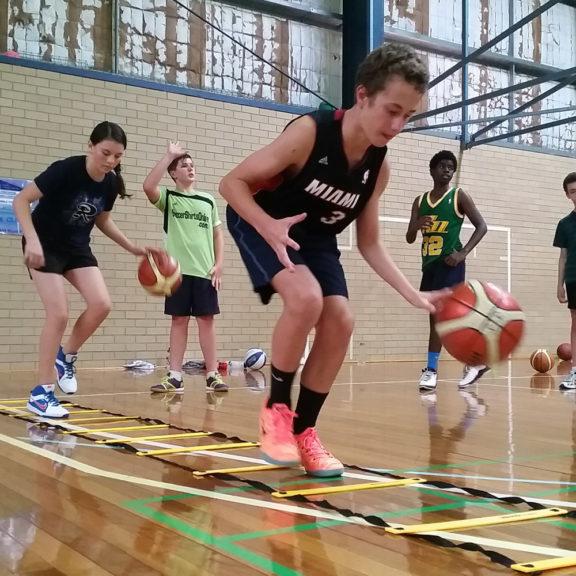 Basketball Kew