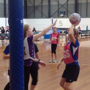Netball Drills for Juniors VIC Netball Camp, Nth Balwyn