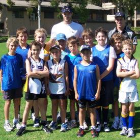WA Football Camp Perth