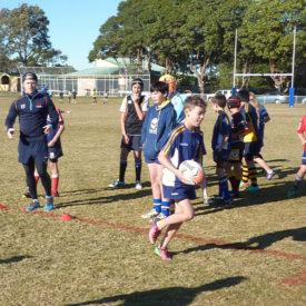 NSW Rugby Union Camp, Sydney