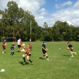 QLD Rugby League Camp, Upper Mt Gravatt