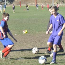WA Soccer Camp, Mt Claremont
