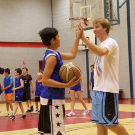 WA Basketball Camp, Floreat