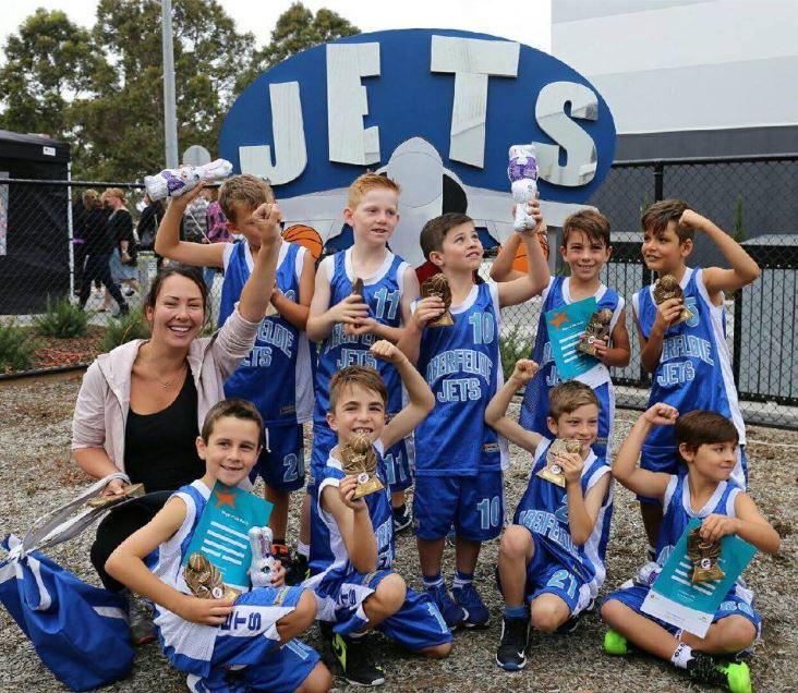 Alberfeldie Jets Basketball Club