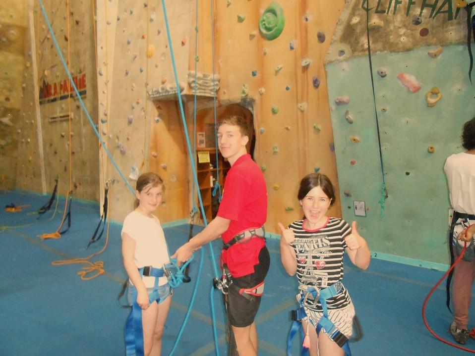 Where Can Kids Go Rock Climbing In Melbourne Cliffhanger
