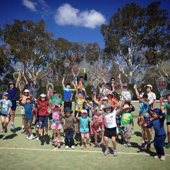 ACT Tennis Program Canberra, Parkes