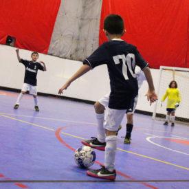 VIC Kickstart Soccer Futsal Program, Prahran #1
