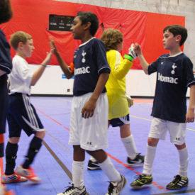 VIC Kickstart Soccer Futsal Program, Prahran #2