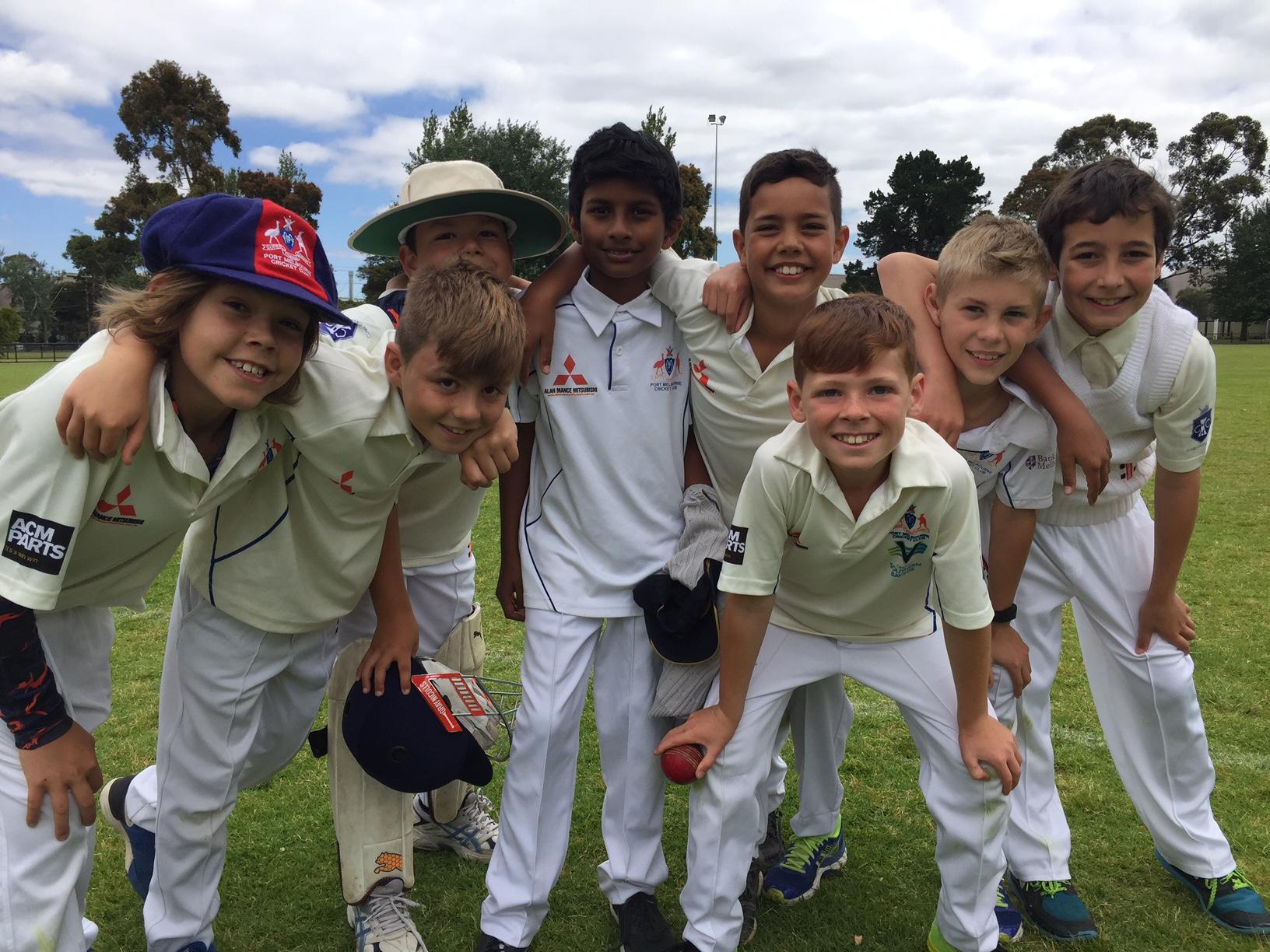 Best Cricket Clubs For Kids In Melbourne Port Melbourne Cricket Club