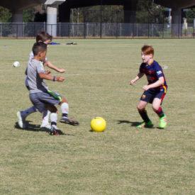 VIC Soccer Camp, Canterbury