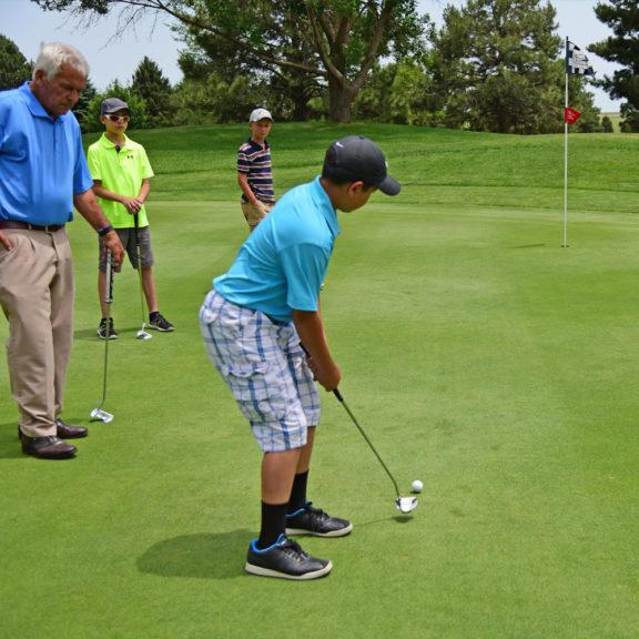 Melbourne Children's Golf Program