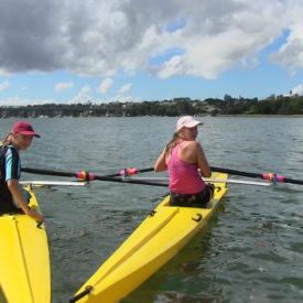 WA rowing program Fremantle