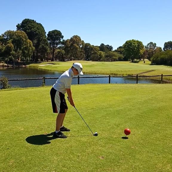 Perth Kids Golf Coaching