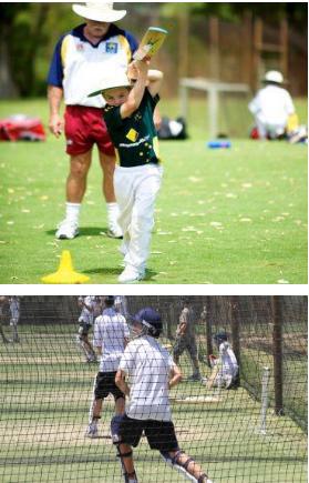 cricket camp ASC