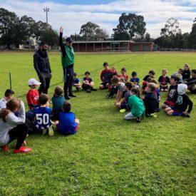 ASC Soccer Camp in Adelaide