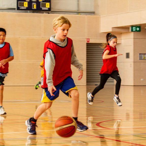 ASC Basketball Camp