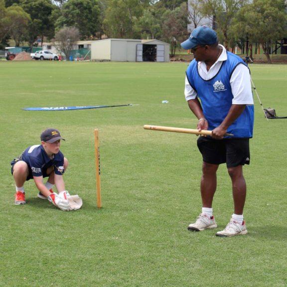 ASC Cricket Camp