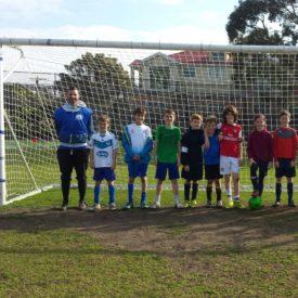 ASC Soccer Camp in Canberra