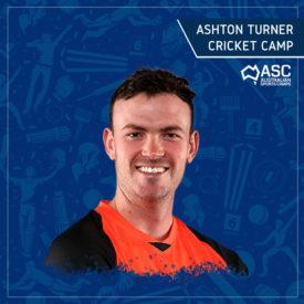 WA Perth Cricket Camp Ashton Turner
