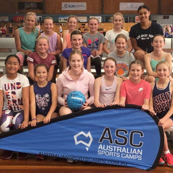 Perth Childrens' Netball Coaching