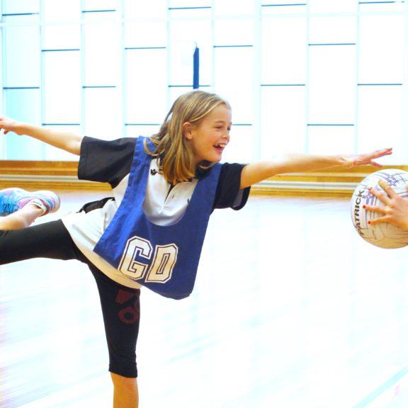 Kids Netball Camp Adelaide