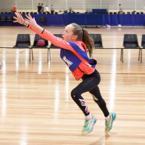 Childrens Netball Camp Sydney