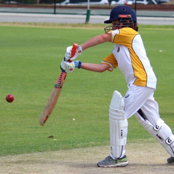 Adelaide kids cricket camp